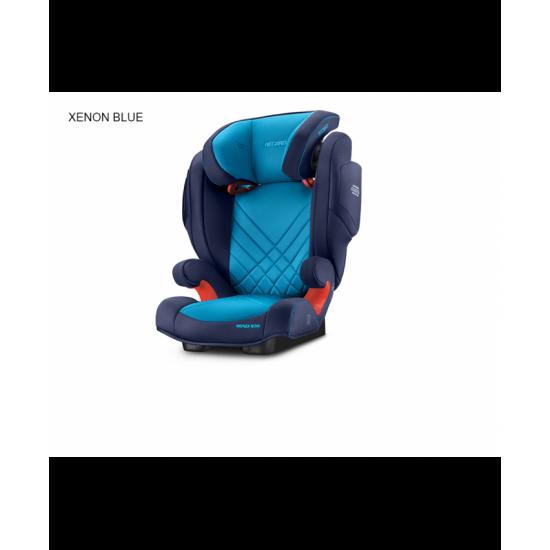 Recaro Monza Nova 2 - Xenon Blue